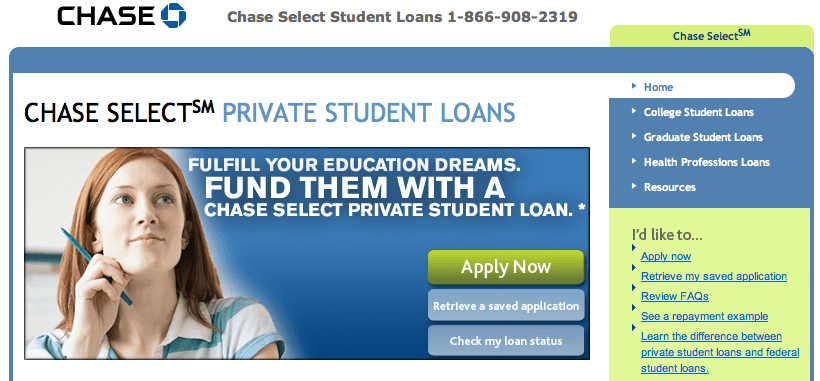Chase-student-loan