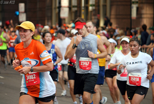 2008 Bank of America® Chicago Marathon