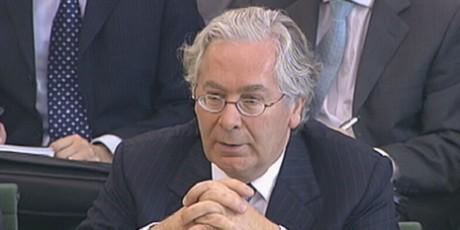 Governor of the Bank of England