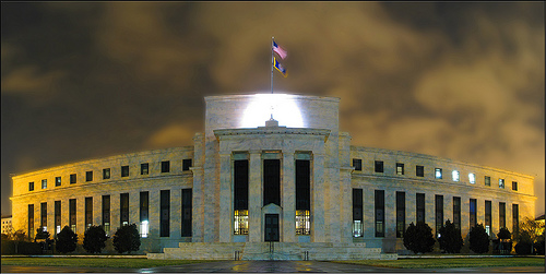 Federal Reserve in Washington DC. by MyG9