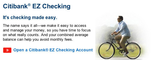 Citibank-ez-checking