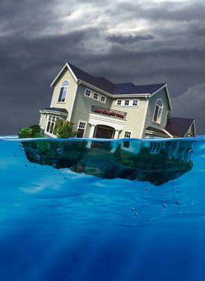 House-underwater