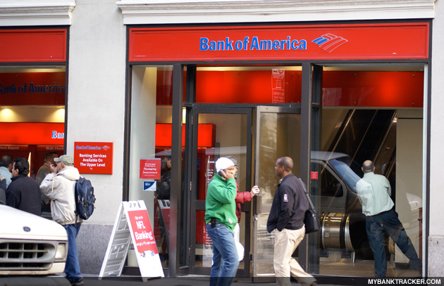Bank of America® Branch