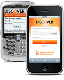 Discover bank Mobile Applications