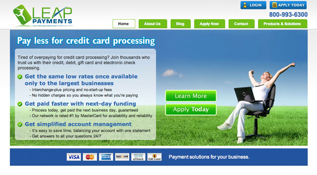 New Credit Card Processing Systems Help Small Businesses