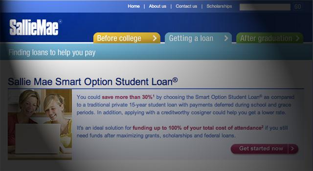 How Smart is the Sallie Mae Smart Option Student Loan? | MyBankTracker