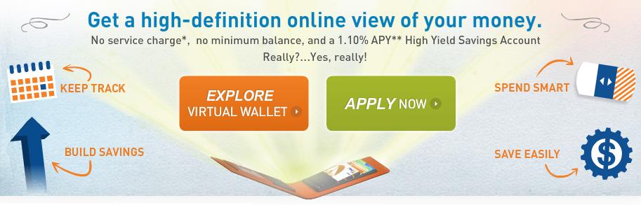 PNC Virtual Wallet app image