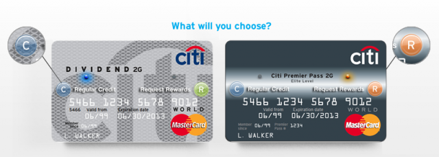 Dynamics Citi Credit Cards