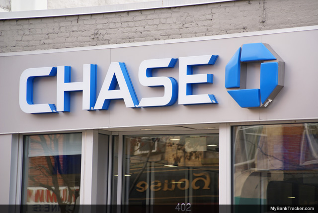 Chase Bank Local branch