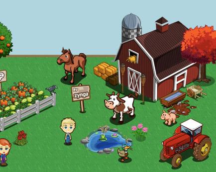 farmville american express