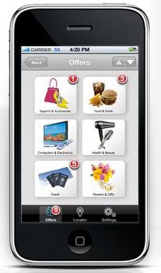 Visa Mobile App