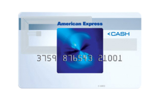 American Express Blue Cash Credit Card