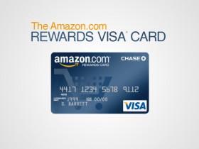 Amazon Rewards Visa Card Chase