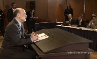 Federal Reserve Ben Bernanke Press Conference