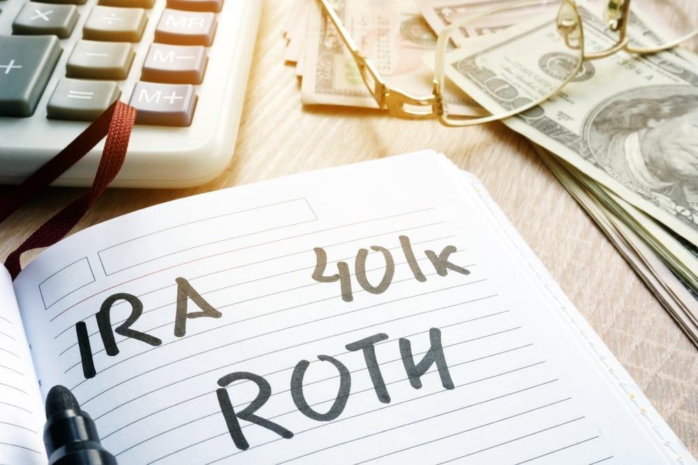 401K vs IRA