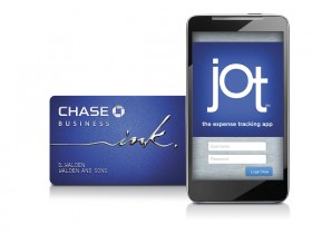 Ink from Chase Jot Mobile app