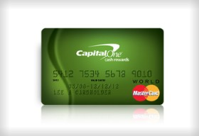 Capital One Cash Rewards credit card featured