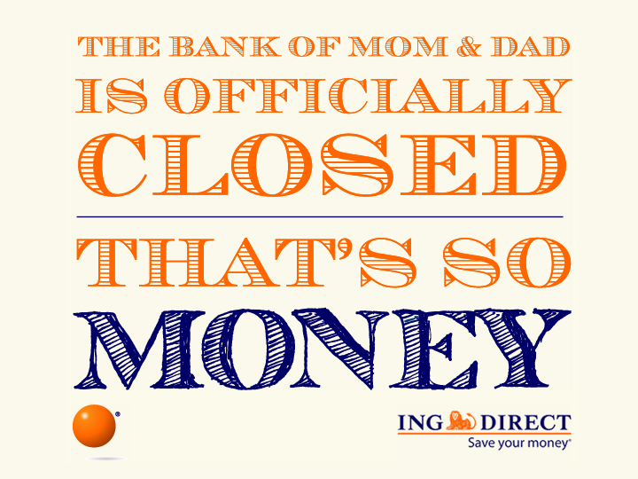 how to get money from ing account