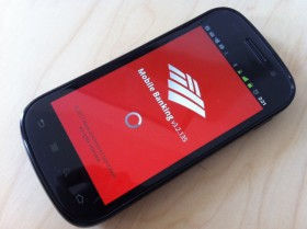 Bank of America Android app