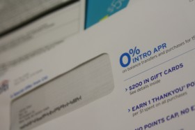 Citi ThankYou Preferred Card Mail Offer