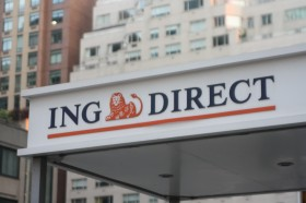 ING Direct NYC Cafe