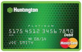Huntington Bank MasterCard Image