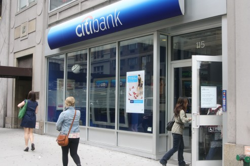 Citibank NYC 23rd St Branch