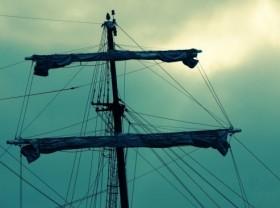 Ship Sail Mast