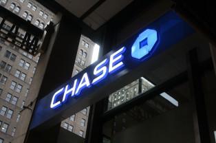 Illuminated Chase Sign