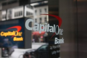 Capital One Window