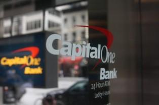 Capital One Window