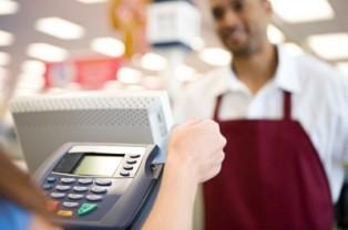 credit card swipe machine image