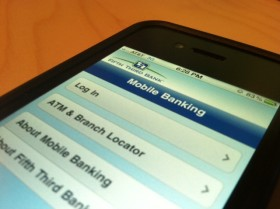Fifth Third Bank Launches Mobile Banking Apps