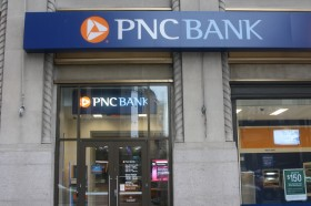 PNC Bank Branch NYC
