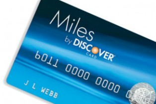 Miles by Discover Credit Card featured