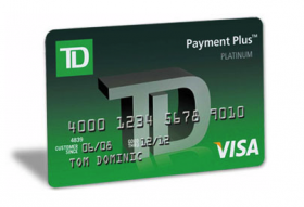 TD-Bank-Payment-Plus-Credit-Card