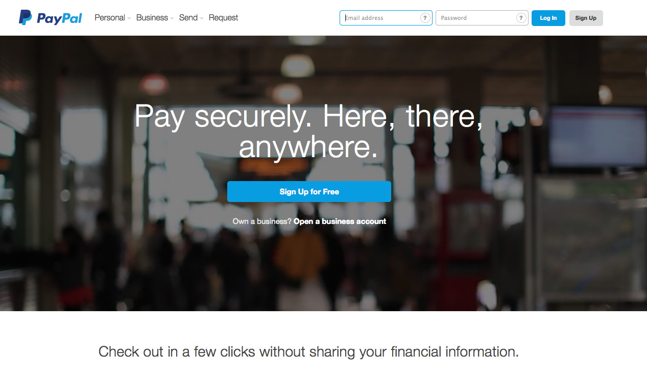Paypal prepaid launches with netspend and mastercard mybanktracker magicingreecefo Images