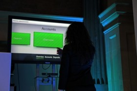 Wave Your Arms in the Air: Etronika's Gesture-Based Banking