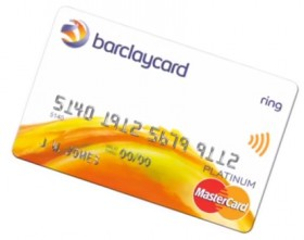 Barclaycard US Ring credit card