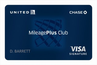Chase United MileagePlus Club Card
