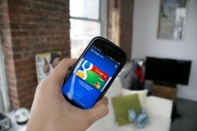 Discover Signs on With Google Wallet