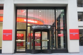 Bank of America branch