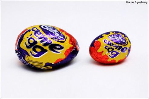 Cadbury creme egg conspiracy image