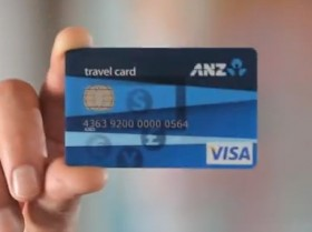 ANZ Travel Prepaid Card