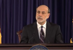 Ben Bernanke Federal Reserve April 2012