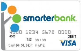 SmarterBank Debit Card