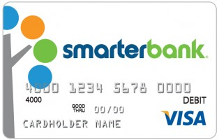 SmarterBank Debit Card