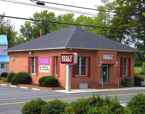 BB&T Bank Branch
