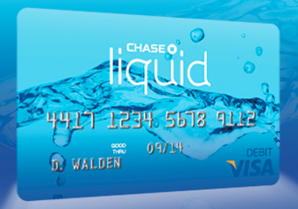 Chase Liquid The First Prepaid Card Of Its Kind