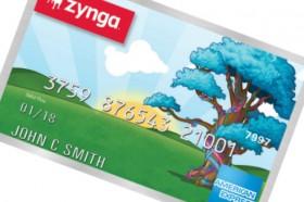 Zynga AmEx Prepaid Card